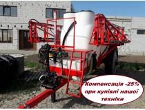 Опрыскиватель прицепной ОШШ-3000/21
