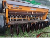 Дисковая зерновая сеялка Simulta Junkkari 200 производство Финляндия