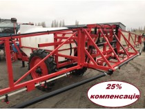 Штанга 18 м механическая на опрыскиватель ОП-2000