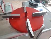 Тарелка на 4 лопасти для разбрасывателя удобрений 300, 500 кг