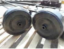 Колесо правое однорядной картофелекопалки Wirax, Bomet