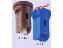 Двухфакельные компактные щелевые инжекторные распылители IDKT фирмы Lechler