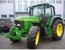 Трактор John Deere 6910, 135 л.с., 1998 г. б/у, Америка (США)